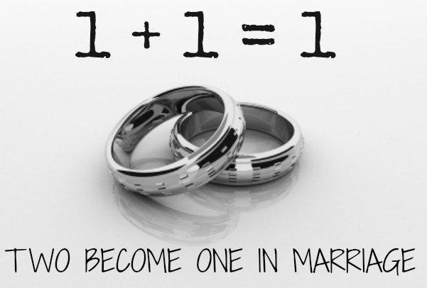 """Love &/or Marriage: Becoming One And Other """"B"""" Words Part I"""