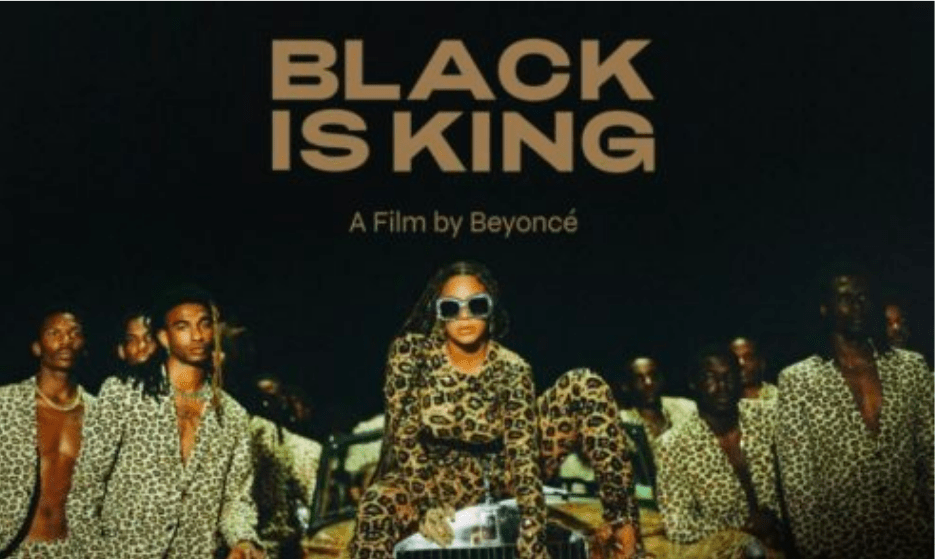 """Black Is King,"" A Gift From The Queen"